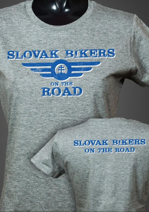 Slovak Bikers - Dámske Tričko