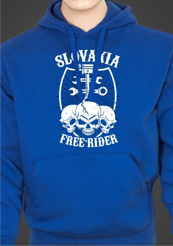Free Rider - Pánska Mikina