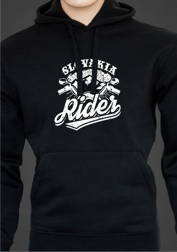 Slovakia Rider - Pánska Mikina