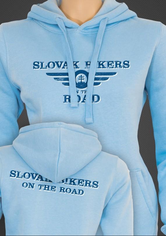 Slovak Bikers - Dámska Mikina