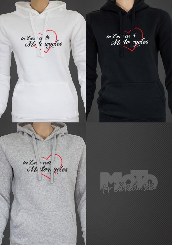 Love Moto - Dámska Mikina