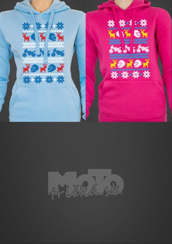 Moto Vianoce - Dámska Mikina