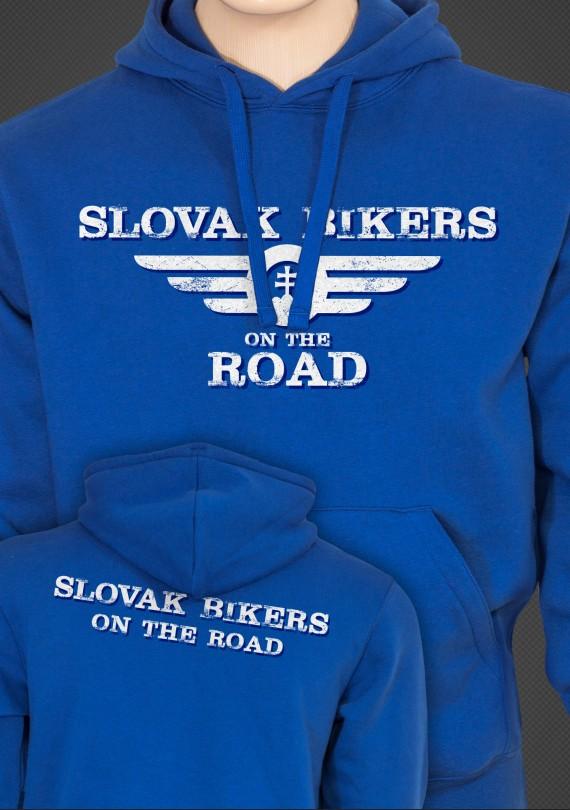 Slovak Bikers - Pánska Mikina