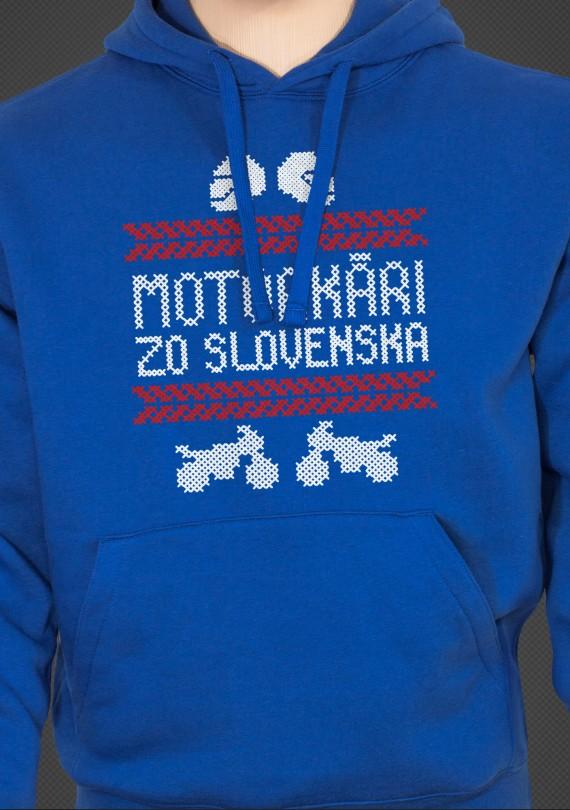 Motorkári SVK - Pánska Mikina
