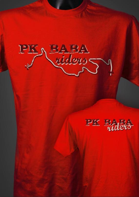 PK Baba Riders - Pánske Tričko