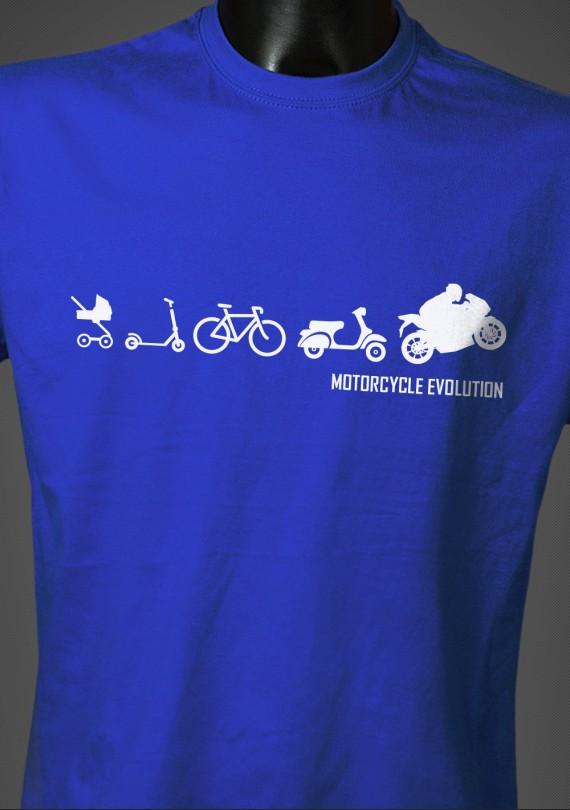 Motorcycle Evo - Pánske Tričko