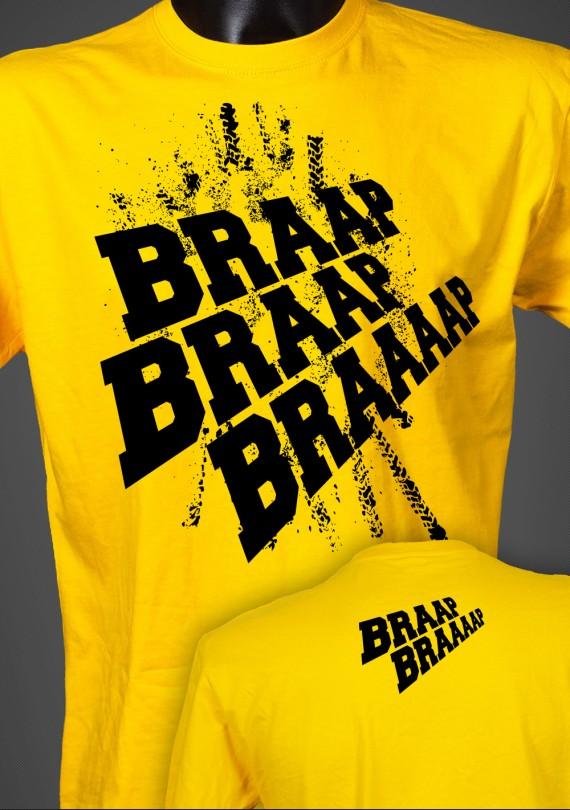 Braap - Pánske Tričko
